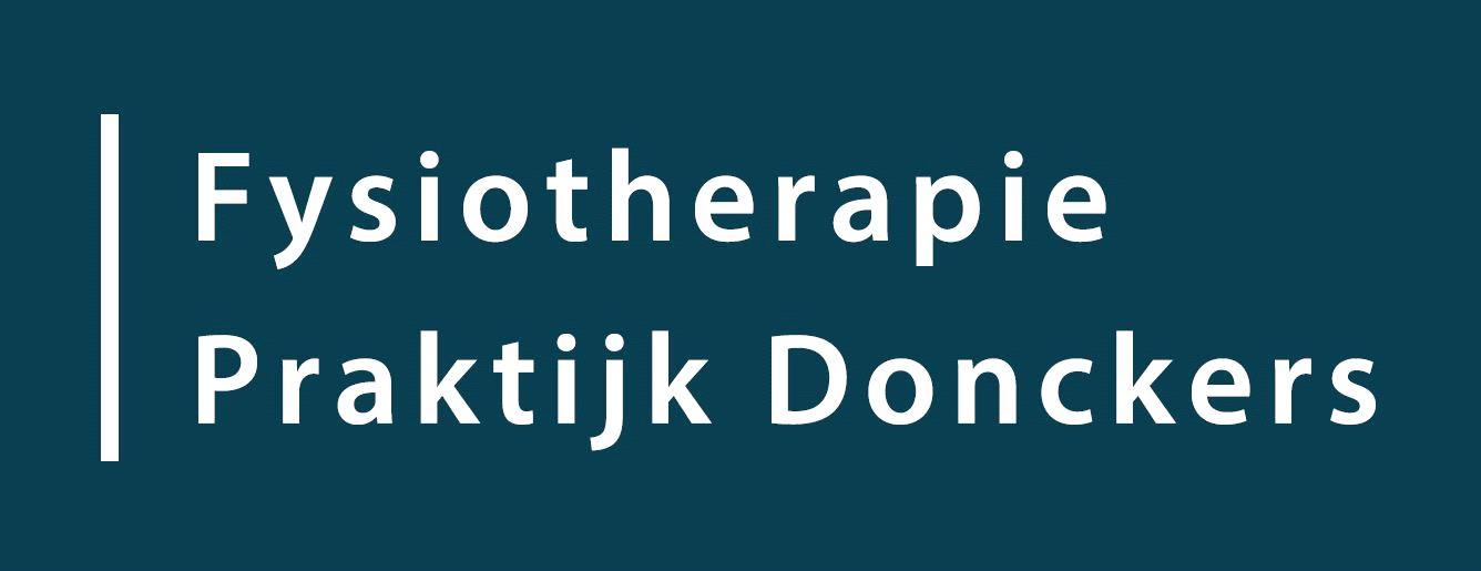 Fysiotherapie praktijk Donckers